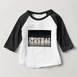 I Love Dubai Baby T-Shirt