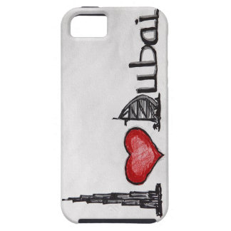 I Love Dubai Case For The iPhone 5