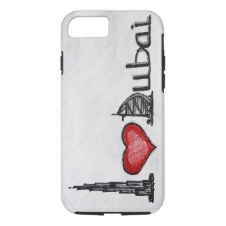 I Love Dubai iPhone 7 Case