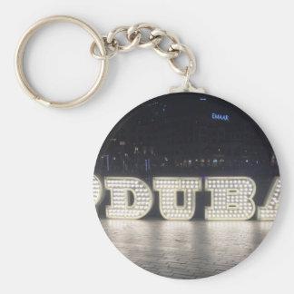 I Love Dubai Keychain