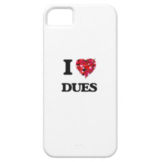 I love Dues Case For The iPhone 5