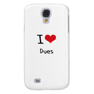 I Love Dues HTC Vivid / Raider 4G Cover