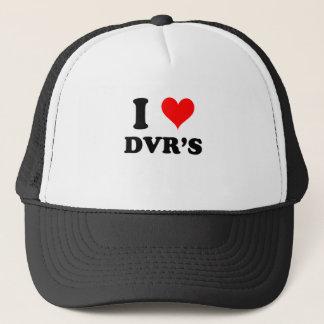 I Love Dvr'S Trucker Hat