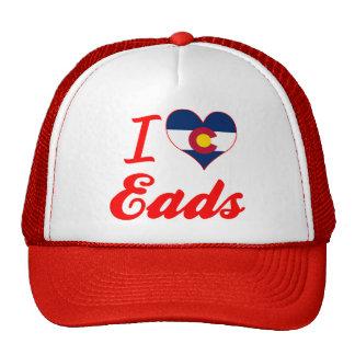 I Love Eads, Colorado Mesh Hat