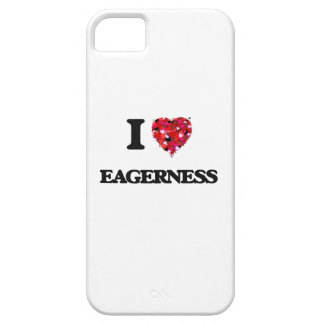 I love EAGERNESS Case For The iPhone 5