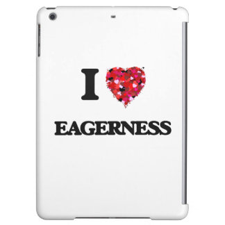 I love EAGERNESS iPad Air Covers