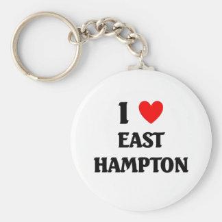 I love East Hampton Keychain
