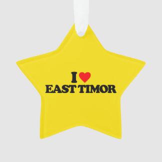I LOVE EAST TIMOR