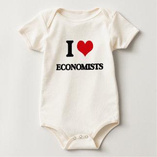 I love ECONOMISTS Baby Bodysuit