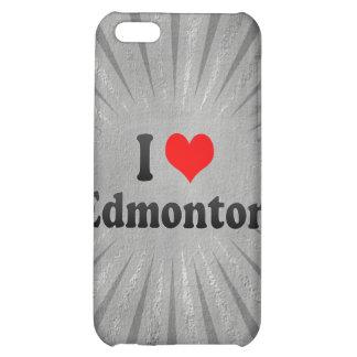 I Love Edmonton Canada I Love Edmonton Canada iPhone 5C Case