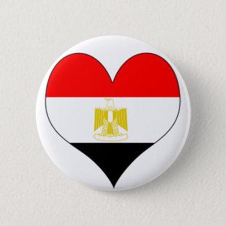 I Love Egypt 2 Inch Round Button