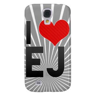I Love EJ Samsung Galaxy S4 Cover