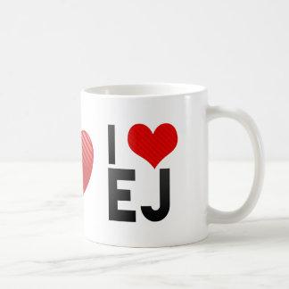 I Love EJ Mug