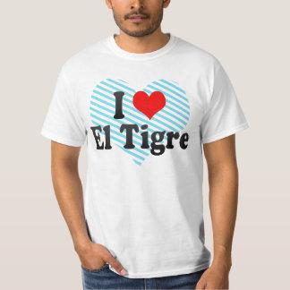 I Love El Tigre, Venezuela T-Shirt