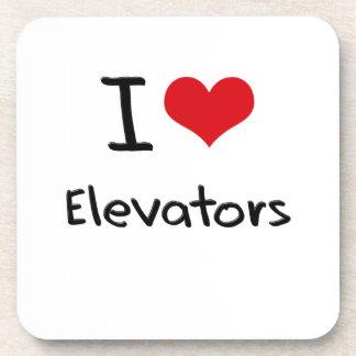 I love Elevators Coaster