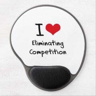 I love Eliminating Competition Gel Mouse Mats