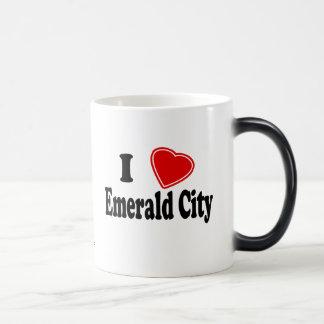 I Love Emerald City Magic Mug