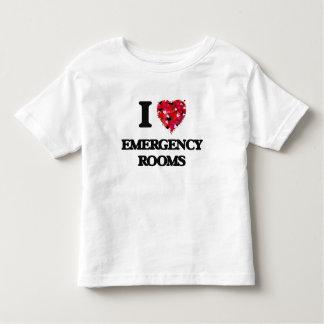 I love EMERGENCY ROOMS Tshirt