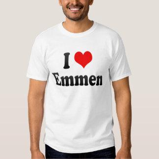 I Love Emmen, Netherlands T Shirts