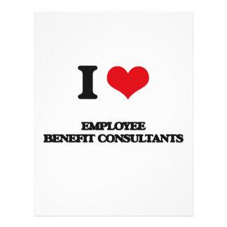 I love Employee Benefit Consultants Flyers