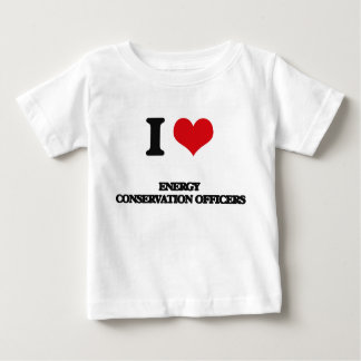 I love Energy Conservation Officers Tees