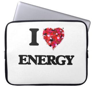 I love ENERGY Laptop Sleeves
