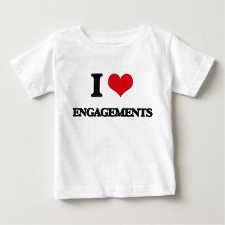 I love ENGAGEMENTS Tees