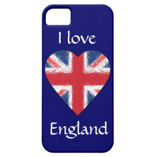 I love England iPhone 5 Case