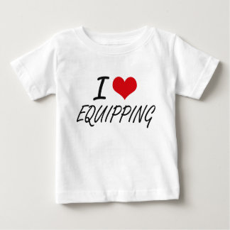 I love EQUIPPING T Shirt