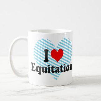 I love Equitation Mug
