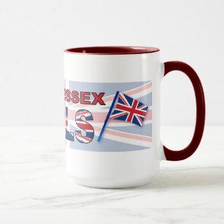 I love essex girls mug