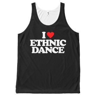 I LOVE ETHNIC DANCE