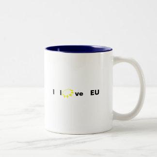 I love EU 11oz. mug