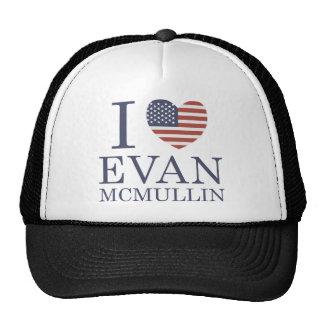 I Love Evan McMullin Trucker Hat
