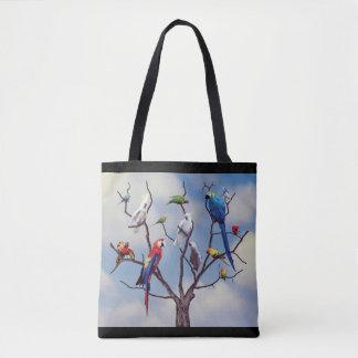 I Love Everybirdie Tote Bag