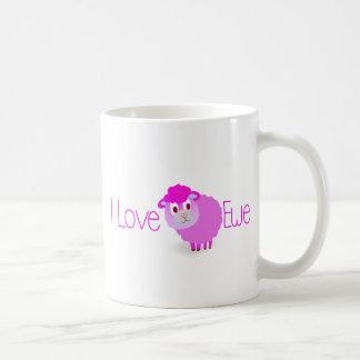 I Love EWE Coffee Mug