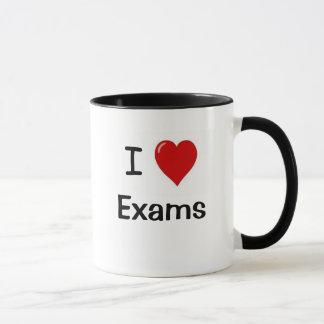 I Love Exams - Exams Love Me! Mug