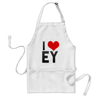 I Love EY Standard Apron