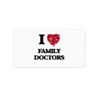 I Love Family Doctors