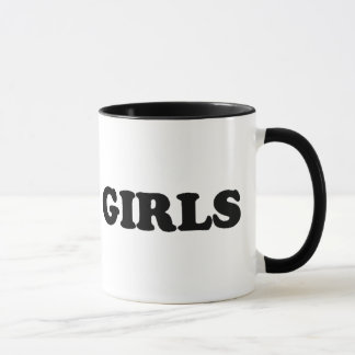 I Love Fat Girls - Coffee Mug