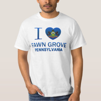 I Love Fawn Grove, PA T-Shirt