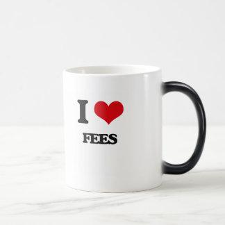 I love Fees Coffee Mug