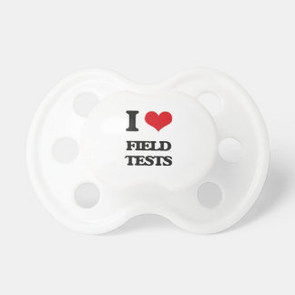 I love Field Tests BooginHead Pacifier