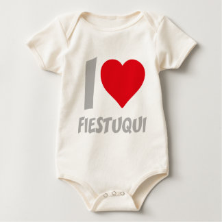 I love fiestuqui baby bodysuit