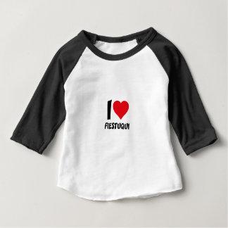 I love fiestuqui baby T-Shirt