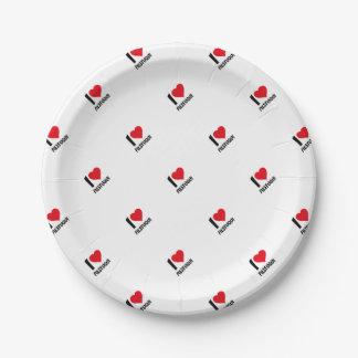 I love fiestuqui paper plate