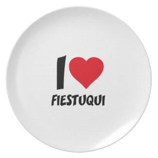 I love fiestuqui plate