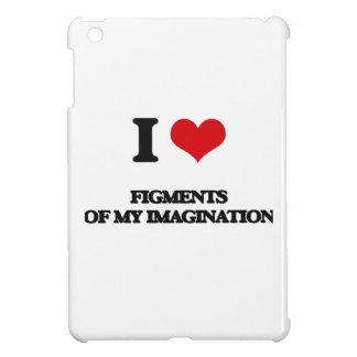 I love Figments Of My Imagination iPad Mini Covers