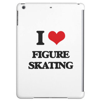I Love Figure Skating iPad Air Case