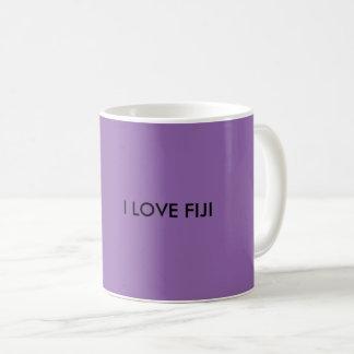 I LOVE FIJI COFFEE MUG
